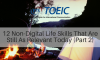 12 Non-Digital Life Skills That Are Still As Relevant Today (Part 2)
