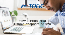 How to Boost Your Career Prospects In 2020
