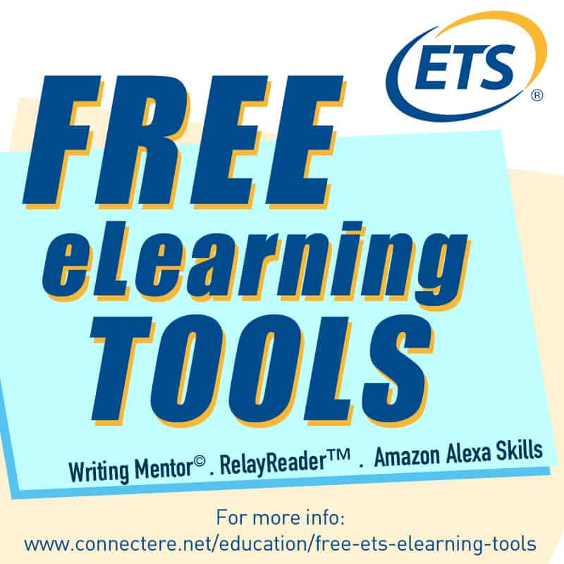 ETS FREE elearning tools