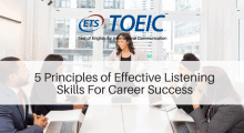 5 Principles of Effective Listening Skills For Career Success