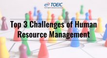 Top 3 Challenges of Human Resource Management