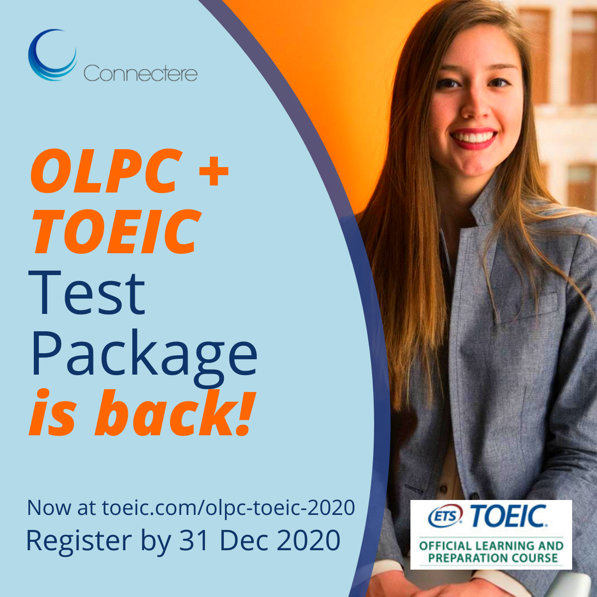 OLPC and TOEIC test package